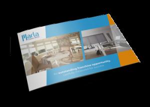 Marla Custom Blinds Franchise Brochure