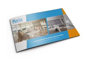 Marla Custom Blinds Franchise Brochure