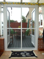 Door insect screens - Marla conservatory blinds