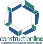 ConstructionLine logo - Marla Commercial Blinds