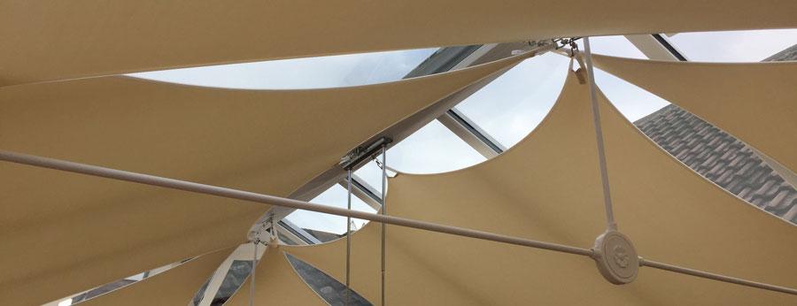 Marla conservatory sails