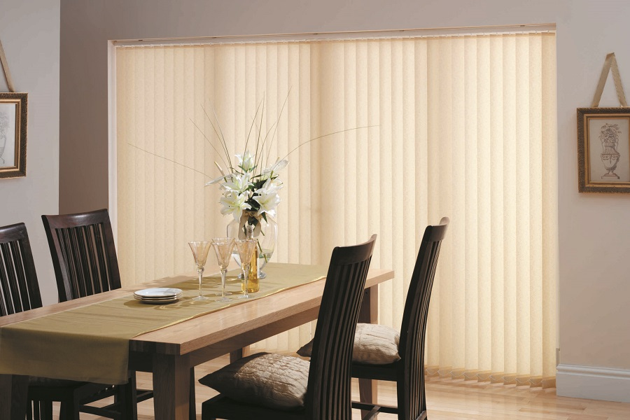 Vertical Blinds Made To Measure Marla Custom Blinds