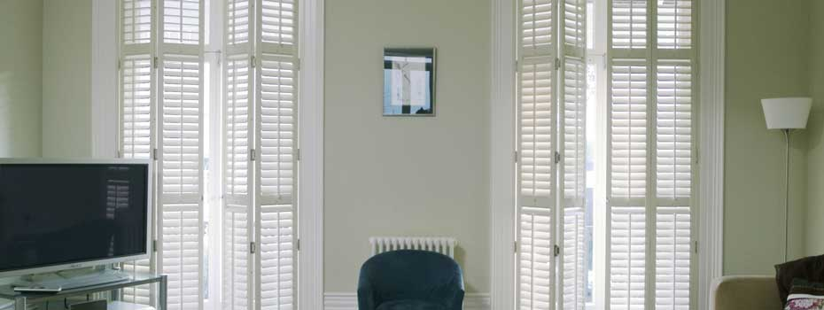 Marla full height shutters
