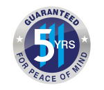 marla custom blinds - 5 year guarantee