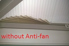 blinds without anti fan