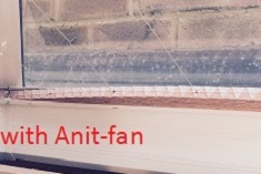 blinds with anti fan