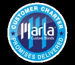 marla custom blinds - customer charter