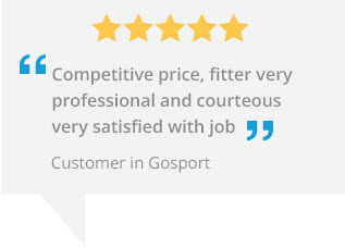 marla custom blinds testimonial - gosport