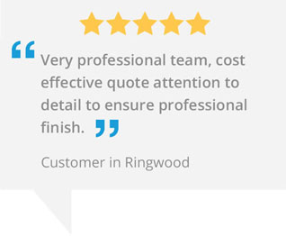 Marla custom blinds ringwood testimonial