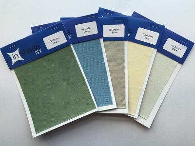 ISX Duplex colour samples