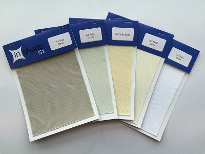 ISX solid colour samples