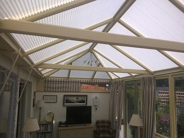 conservatory blinds testimonial photo 3
