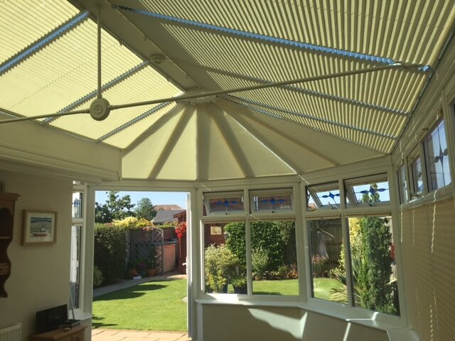 conservatory blinds testimonial photo 6
