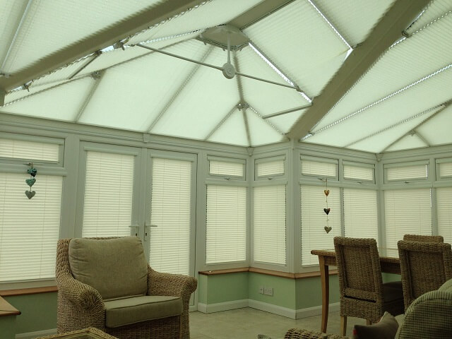 conservatory blinds testimonial photo 2