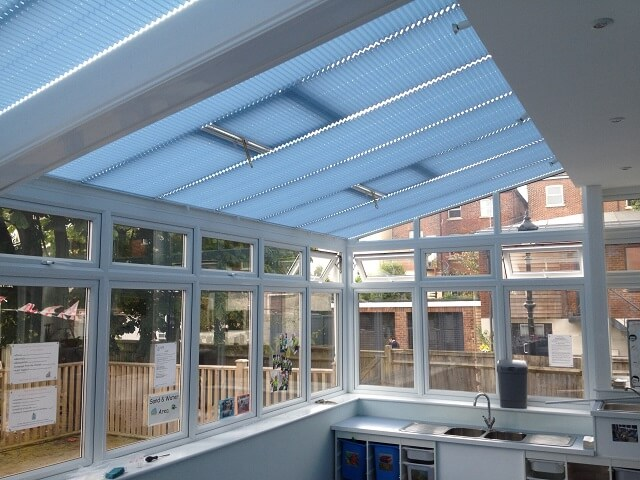 conservatory blinds testimonial photo 5